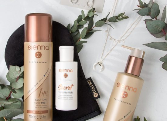GIFTED SIENNA X PAMPER PACKAGE