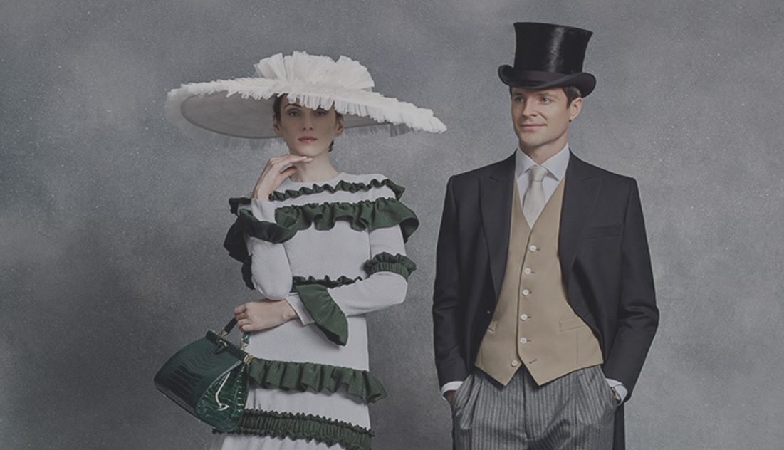 OLIVER BROWN X ROYAL ASCOT COLLECTION LAUNCH
