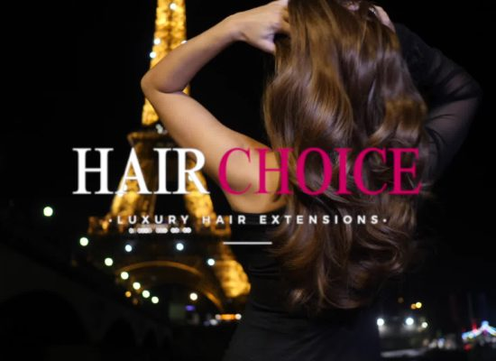 Hair Extensions brand Hair Choice Product Launch