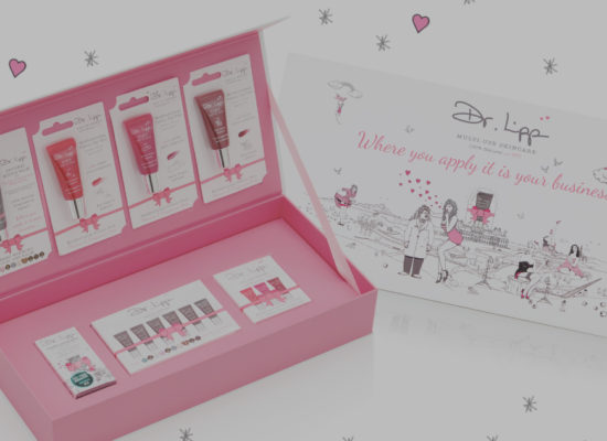 GIFTED EXCLUSIVE DR.LIPP BOX