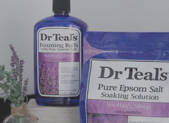 GIFTED DR TEALS SELF-CARE GOODIE BAG
