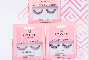 GIFTED EYLURE LASHES PACK