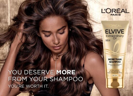 JOIN THE L'OREAL PARIS VIP HAIR CARE GIFTING LIST!
